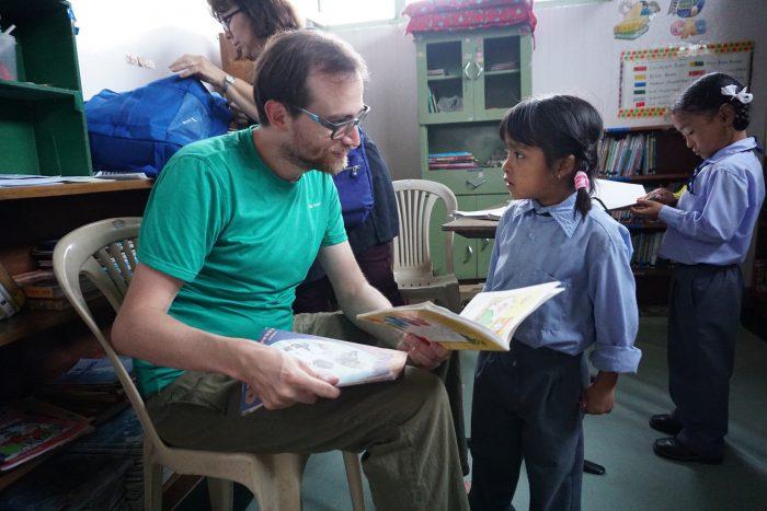 Lesestunde mit Onkel Morzl ;)